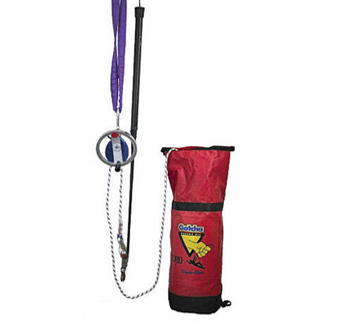 Gotcha Ptrc Pole Top Rescue Kit With 15m Rope Safety