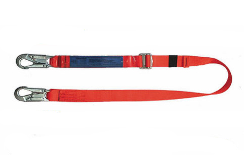 ADJUSTABLE SINGLE LEG LANYARD