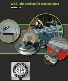 Safety roof anchors fall arrest height safety products catalogue