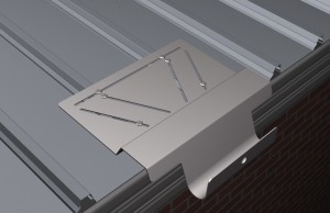 Guttersafe Type Bracket Safety Roof Anchors