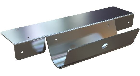 Ladder Restraint Brackets Safety Roof Anchors